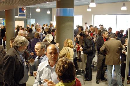 A la jornada van assistir prop de 200 directors i directores de centres educatius de la ciutat.