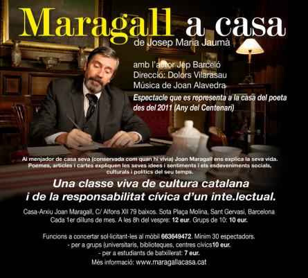 Exposició Maragall